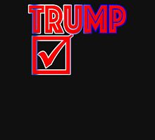 Trump check Unisex T-Shirt