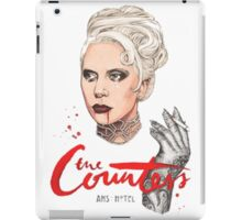 The Countess Ams Motel iPad Case/Skin