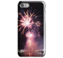 Fireworks New Years Eve 2016 iPhone Case/Skin