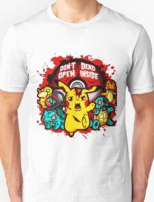 Zombie Pokemon T-Shirt
