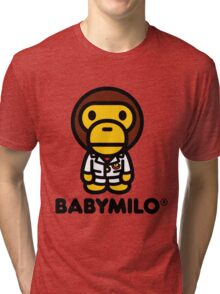 Baby Milo a Bathing Ape Tri-blend T-Shirt