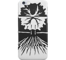 Negative Space Tree iPhone Case/Skin