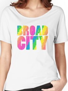 BROADCITY Women's Relaxed Fit T-Shirt