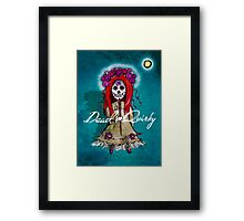 Dead Quirky Framed Print