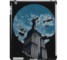 OLD NEW YORK iPad Case/Skin
