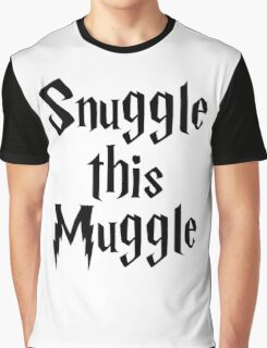 Snuggle this Muggle - Harry Potter Graphic T-Shirt