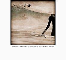 Surfer Waits... Classic T-Shirt