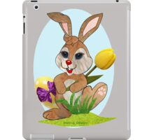 Easter Bunny  (3520 Views) iPad Case/Skin