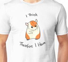 Cogito Ergo Ham Unisex T-Shirt