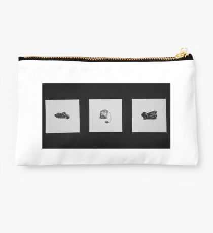 All three hot drinks Studio Pouch