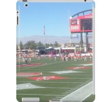 Las Vegas Stadium Football iPad Case/Skin