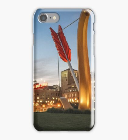 Cupid's Span - San Francisco iPhone Case/Skin