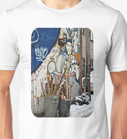 Scrapwood Alley  Unisex T-Shirt