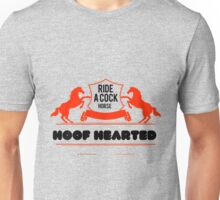 Hoof Hearted Unisex T-Shirt