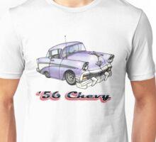 '56 Chevy, General Motors Unisex T-Shirt