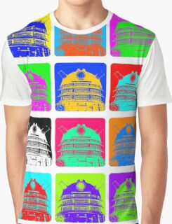 Doctor Who - Andy Warhol (Daleks) Graphic T-Shirt