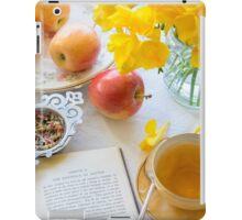Tea and Philosophy iPad Case/Skin