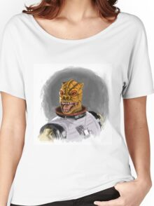 Bossk The Bounty Hunter Women's Relaxed Fit T-Shirt