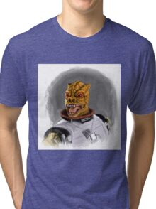 Bossk The Bounty Hunter Tri-blend T-Shirt