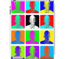 Doctor Who - Andy Warhol (Ood) iPad Case/Skin