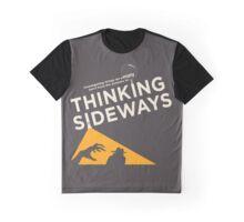 The 2016 Thinking Sideways Logo Graphic T-Shirt