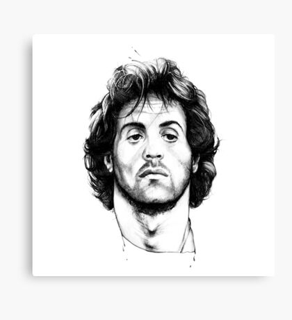 SLY Canvas Print