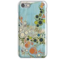 Untitled on Watercolor Paper #113 iPhone Case/Skin