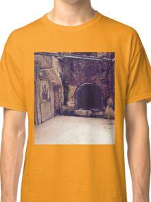 Old building Alcatraz Classic T-Shirt