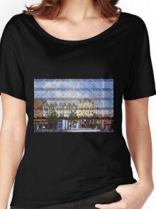 City Centre Reflections Copenhagen Women's Relaxed Fit T-Shirt