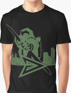 Arrow City Graphic T-Shirt