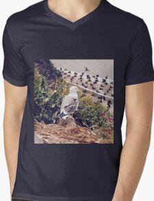 Alcatraz Seagull T-Shirt
