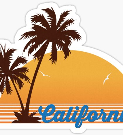 California Sticker