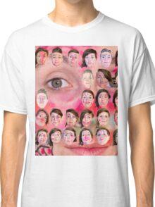 Make-up Performance Explortion Documentation Classic T-Shirt