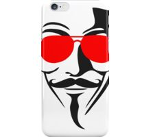 I am Anonymous 2 iPhone Case/Skin