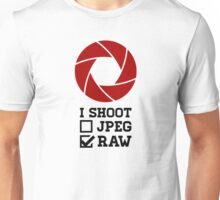 I Shoot? - Photography Unisex T-Shirt