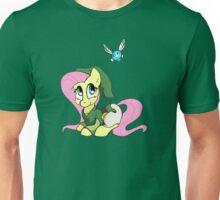 Hey, Fluttershy, Listen! Unisex T-Shirt