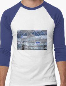 City Centre Reflections Copenhagen Men's Baseball ¾ T-Shirt