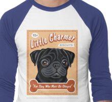 LITTLE CHARMER Men's Baseball ¾ T-Shirt