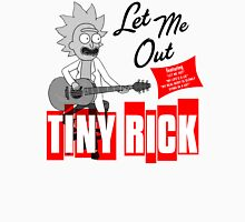 Tiny Rick Album Cover Unisex T-Shirt