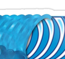 Surf Baja iPhone / Samsung Galaxy Case Sticker