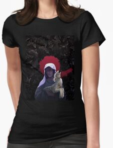 Silence of the Lambs Womens Fitted T-Shirt