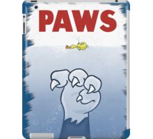 Paws Cat Parody iPad Case/Skin