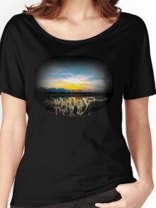 WTD - Sunrise Women's Relaxed Fit T-Shirt