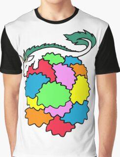 Haku's Rock Candies Graphic T-Shirt