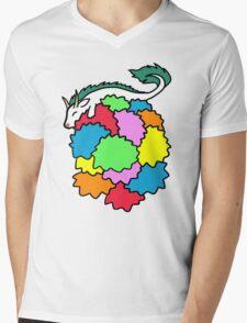 Haku's Rock Candies Mens V-Neck T-Shirt