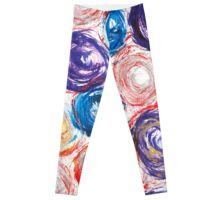 You Spin Me Round Leggings
