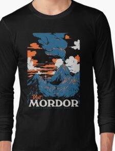 Visit Mordor Long Sleeve T-Shirt