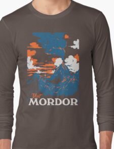 Visit Mordor Long Sleeve T-Shirt
