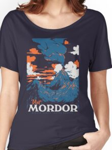 Visit Mordor Women's Relaxed Fit T-Shirt