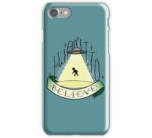 Believe iPhone Case/Skin
